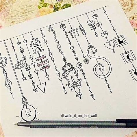 doodle letter ideas the 25 best dangles ideas on doodles