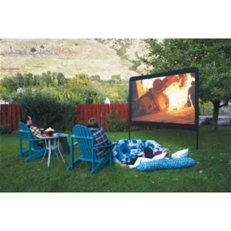 amazoncom backyard outdoor home theater   box