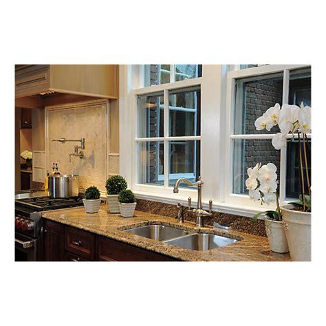 brizo tresa kitchen faucet standard plumbing supply product brizo 62136lf ss tresa