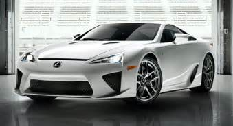 Lexus Lsa Lexus Lfa Successor Could Go Hybrid Show Its In 2019