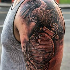 Pics photos images eagle globe and anchor tattoos marine corps sgt