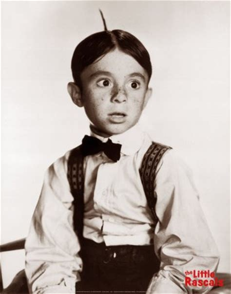 is the actor who played alfalfa buried with a drawing of