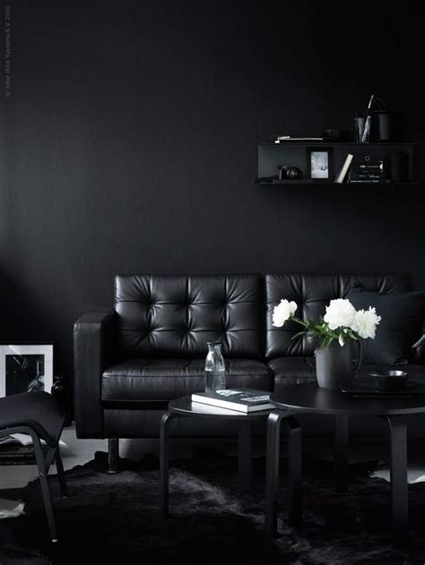 black sofas living room design best 25 black living room furniture ideas on