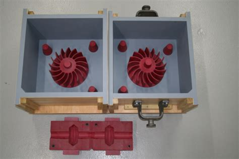 pattern and casting difference difference between sand casting and die casting