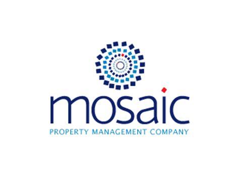 mosaic pattern logos logo design entry number 89 by marina mosaic property