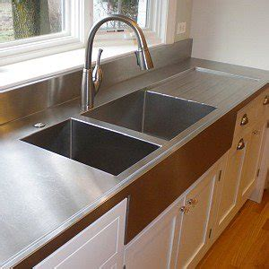 How Much Are Custom Kitchen Cabinets by Diy Stainless Steel Countertops An Easy To Follow Guide