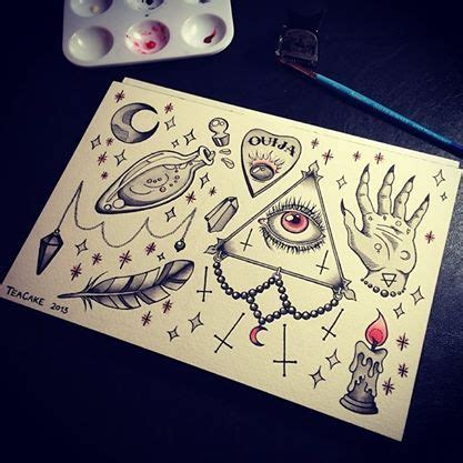 Kaos Ouija 1000 ideas about ouija on tattoos