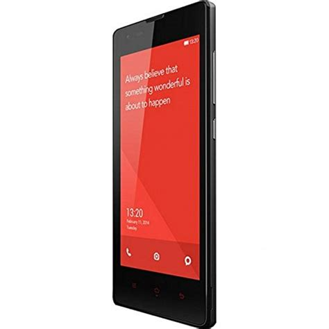 Hp Xiaomi Hm 2lte Sa refurbished xiaomi redmi 1s metal grey available at for rs 5190