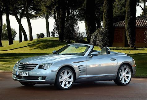 how petrol cars work 2006 chrysler crossfire roadster electronic toll collection chrysler crossfire roadster srt6 specs 2004 2005 2006 autoevolution