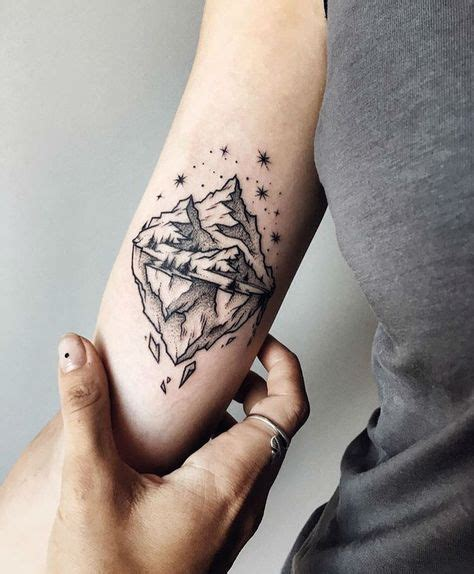 tattoo feels raised best 25 mountain tattoos ideas on