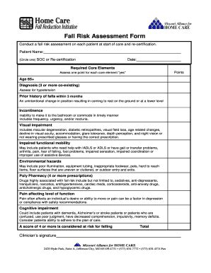 Information Security Risk Assessment Exle Templates Fillable Printable Sles For Pdf Care Home Risk Assessment Template