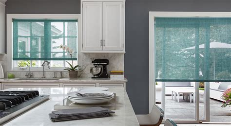 Window Shade Store Practical Beautiful Kitchen Window Treatments The