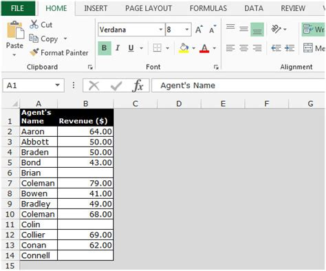 excel 2010 sorting tutorial use sorting to delete blank rows in microsoft excel 2010