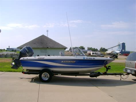 stratos walleye boats for sale used muskie boats for sale classified ads