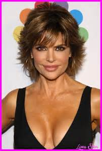 rinna hair color lisa rinna short hairstyle hairstyles fashion makeup
