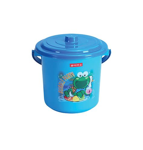Ember Lipat Biru 10 Liter supplier ember plastik