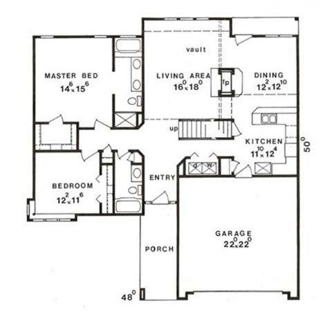 Handicap Accessible Home Plans | handicap accessible modular home floor plans cottage