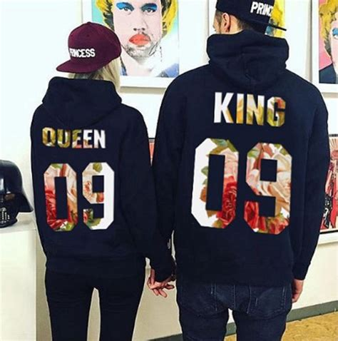 couple hoodie boy king girl queen and new design couple couple hoodie boy king girl queen and new design couple