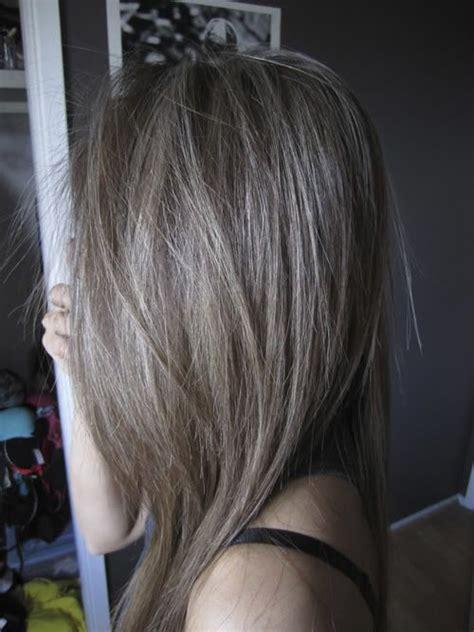 platinum highlights with ash brown hair 10 best ideas about dark ash brown on pinterest dark ash