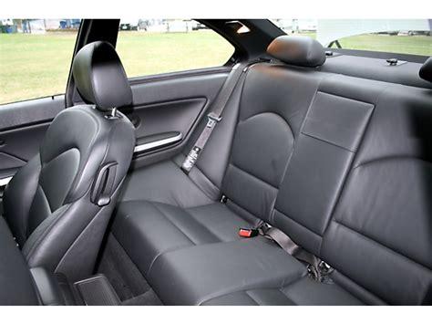 E46 Coupe Interior by Wtb E46 M3 Black Leather Interior Excellent Condition