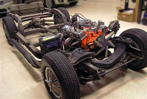 cadillac corvette chassis complete 1964 corvette rolling chassis gm authority
