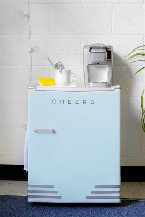 Small Appliances Home Outfitters The Miniest Mini Fridge Makeover Ctrl Curate