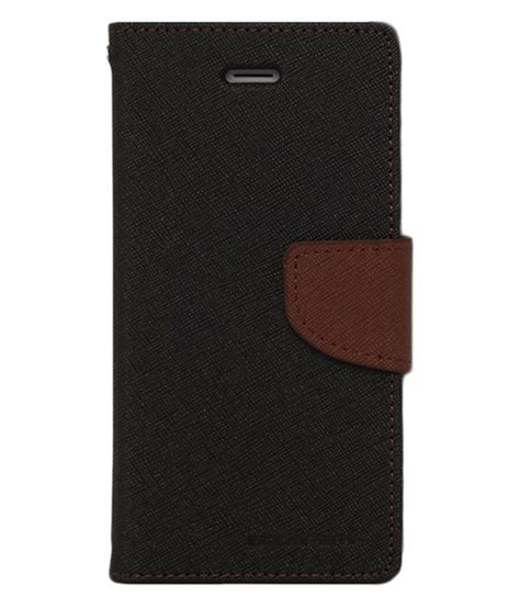 Flip Cover Sony Experia M goospery flip cover for sony xperia m black flip