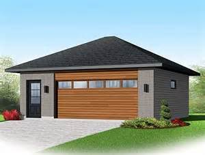stand alone garage designs contemporary 2 car detached garage plan 22345dr cad