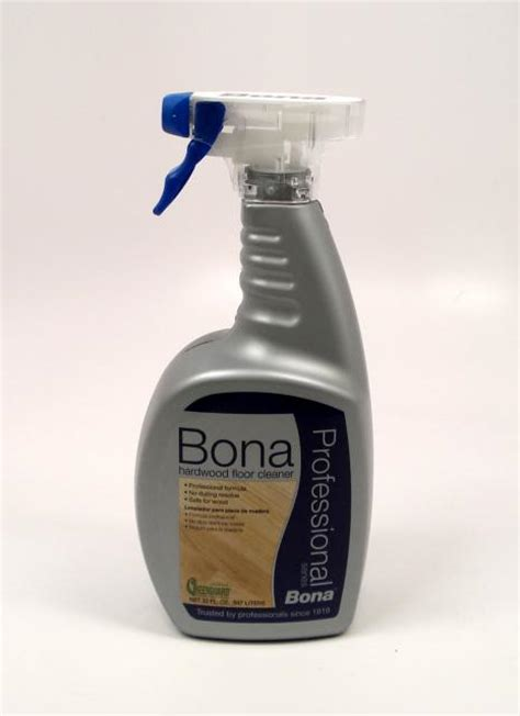 Bona Pro Series Hardwood Floor Cleaner Spray Quart