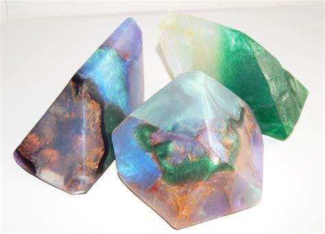 Soaprocks Gemstone Soaps by Goods Handcrafted Gifts Soap Rocks Saugatuck
