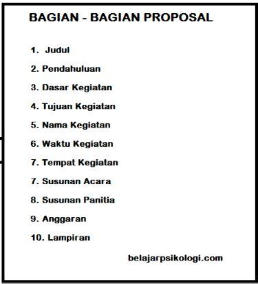 cara membuat proposal halal bihalal contoh proposal kegiatan dan contoh proposal dana kegiatan