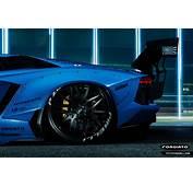 Liberty Walk Lamborghini Aventador Spotted In Vegas On MyCARiD