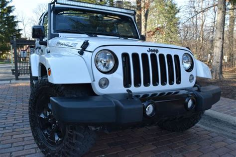 Jeep Wrangler Unlimited Altitude For Sale Buy New 2015 Jeep Wrangler 4wd Unlimited Altitude In