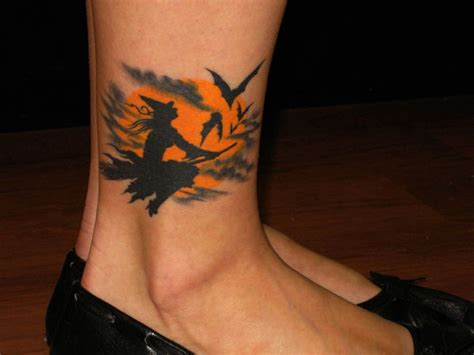 witch tattoo designs witch tattoos search tattoos