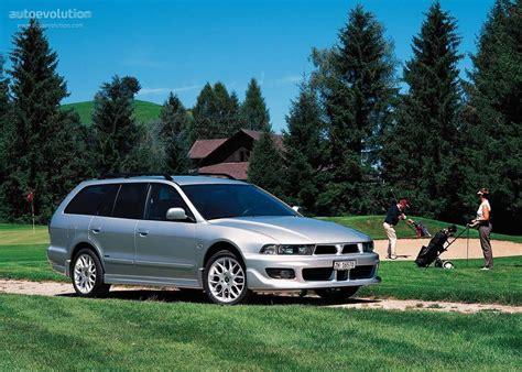 mitsubishi galant wagon mitsubishi galant station wagon vr 4 1997 1998 1999