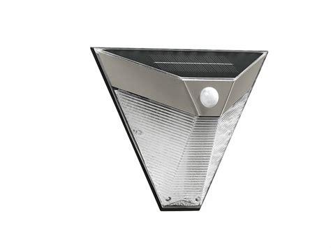 livarno led solar wall light lidl great britain
