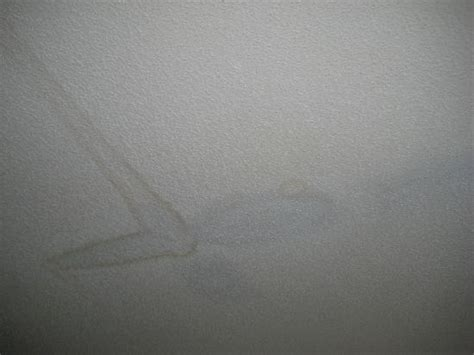 stains on ceiling picture of nite inn buena park