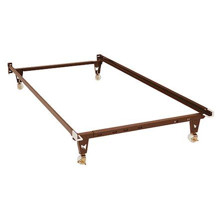 heavy duty bed frame walmart