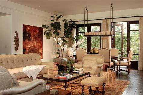celebrity living rooms celebrity brentwood traditional living room los