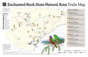 enchanted rock map resources friends of enchanted rock