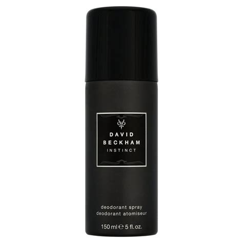 Spray It Like Beckham by Morrisons David Beckham Instinct Deodorant Spray 150ml