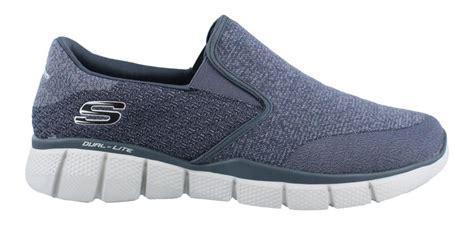 skechers equalizer 2 0 slip on shoes wide width mens