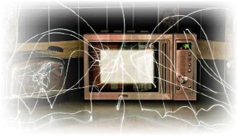 Mikrowellen Strahlen