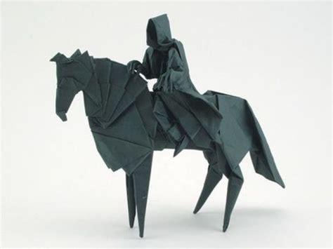 Origami Nazgul - on origami