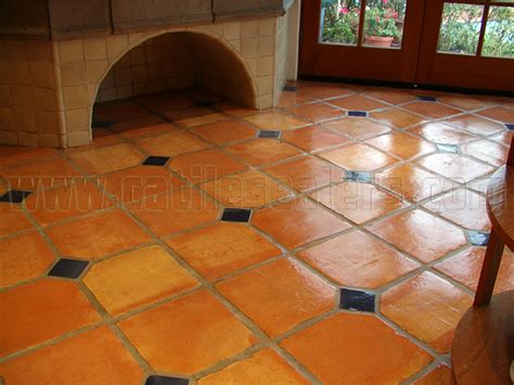 How To Restore Saltillo Tile Floors by Saltillo Tile Mexican Paverscalifornia Tile Sealers