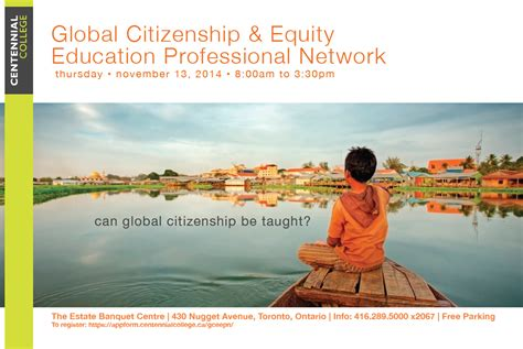 Forum And Citizenship by Global Citizenship Equity Education Professional Network