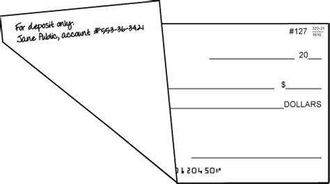deposito de cheque inbalance chapter 6