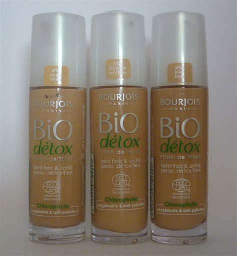 Bio Detox Foundation by Bourjois Bio D 233 Tox Foundation Beautyjagd