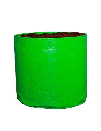 Plastic Planter Bags by Hdpe Woven Grow Bag 12 Quot X12 Quot Greenmylife All About Gardens