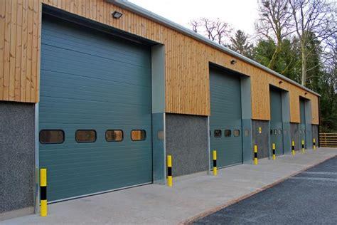 industrial sectional overhead doors osa door parts industrial sectional overhead doors